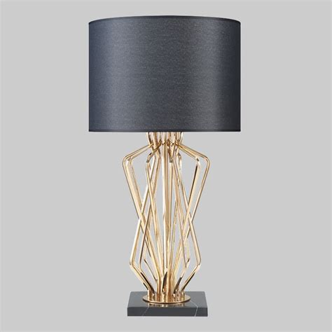 bedroom table lamps contemporary modern table lamp for living room contemporary desk lamp 14438   Modern Table Lamp For Living Room Contemporary Desk Lamp Bedside Lamp lampara de mesa Metal Plating