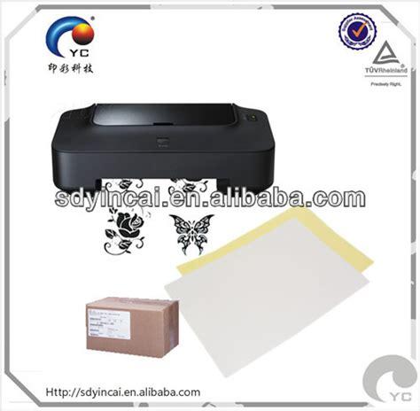 Papier Tatouage Imprimante Jet D Encre  Cochese Tattoo