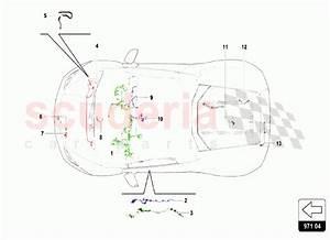 Lamborghini Huracan Lp580 Coupe Electrical System 4 Parts
