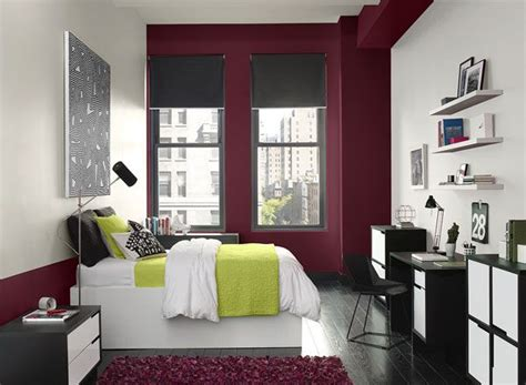 1000+ Ideas About Red Accent Walls On Pinterest  Red
