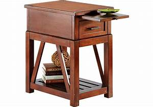 Panama Jack Breezy View Chairside Table - End Tables