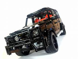 Forum Classe 1m : moc mercedes benz g63 amg lego technic mindstorms model team eurobricks forums ~ Medecine-chirurgie-esthetiques.com Avis de Voitures
