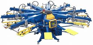 Silk screen printing equipment supplier in Dubai, Sharjah ...