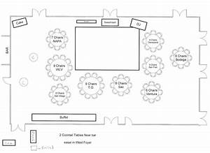 Sample Seating Diagram And Floor Plan  Hawaiianweddings Net