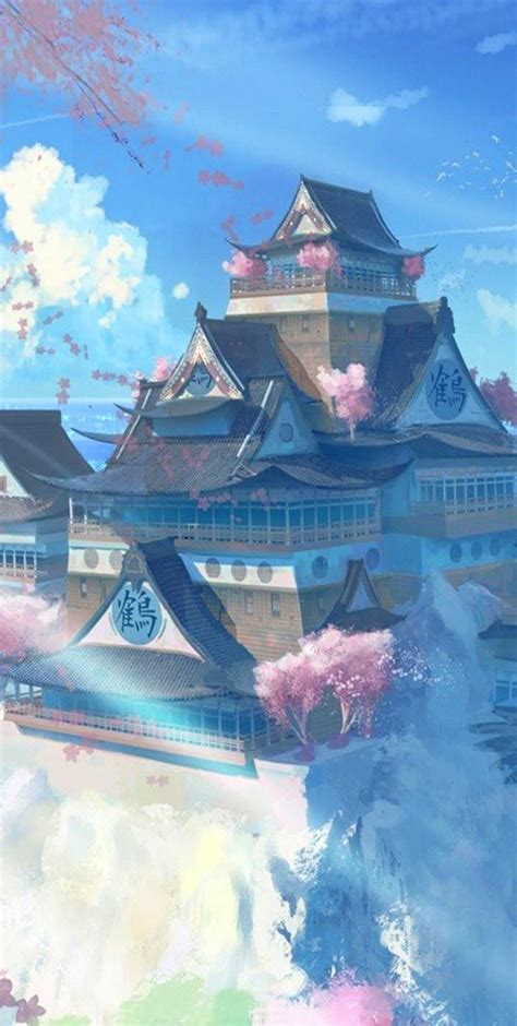 Wallpaper Japanese Anime - anime hd widescreen wallpapers japan temple scenery