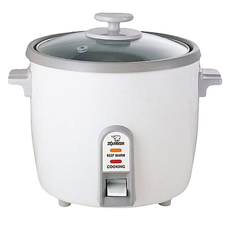 Kitchen Living Rice Cooker by Zojirushi 10 Cup Rice Cooker Steamer Warmer Bed Bath