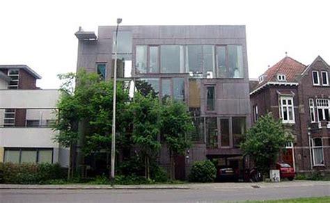 Twofamily House, Utrecht By Bjarne Mastenbroek And Mvrdv
