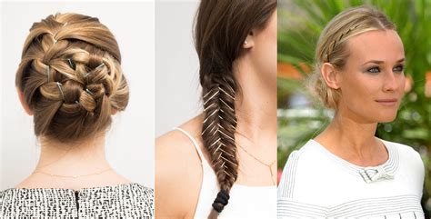 Give Your Simple Hairstyle Wow Factor With Bobby Pins Pictures Of Hairstyles For Thick Hair And Round Face Square Faces 2016 Fashion Hairstyle Indian Medium Curly How To Wear Straight Natural Female 2017 With Bangs Shoulder Length Long On Top Short Sides 2