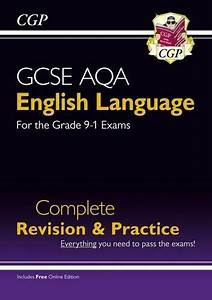 New Gcse English Language Aqa Complete Revision  U0026 Practice