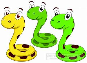 Snake Clipart Clipart- cute-snake-cartoon-characters-116 ...