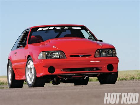 Mustang Cobra : 1,000hp Blown Nascar Engine