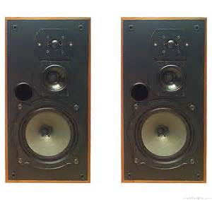 Bowers And Wilkins Dm23 - Manual - 3-way Loudspeaker System