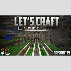 Let's Craft #39  La Voute Ft Haly !  Let's Play Minecraft Fr Youtube