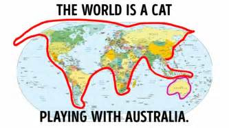 what is a cat 18 shocking maps they never show at school