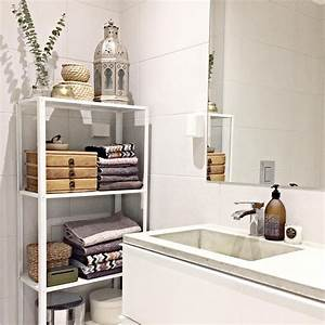 Ikea Badezimmer Regal : die besten 25 ikea badregal ideen auf pinterest ikea regal bad ikea badezimmer regale und ~ Eleganceandgraceweddings.com Haus und Dekorationen