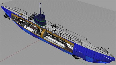 German U Boat Layout u boat design pictures to pin on pinsdaddy