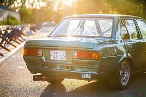 1980 Corolla  Ke70  Beams Blacktop Swap - Cars
