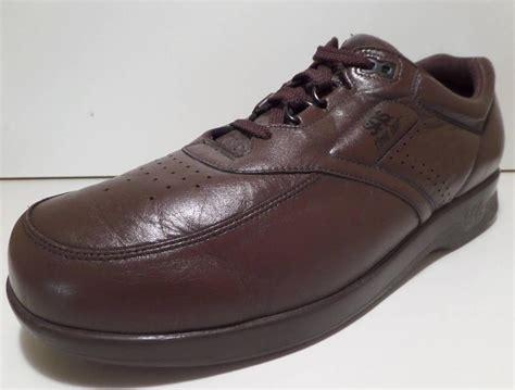 sas comfort shoes sas comfort shoes bout time out brown 13 m ebay
