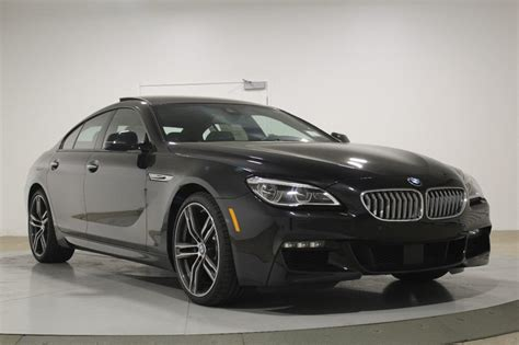2019 New Bmw 6 Series 650i Gran Coupe At Bmw Of Ontario
