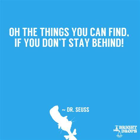 Dr. Seuss Change Quote