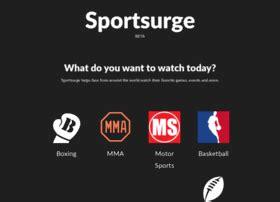 sportsurgenet  wi sportsurge