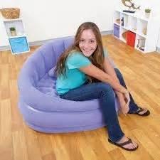 divanetto gonfiabile poltrona divanetto sedia gonfiabile con schienale intex