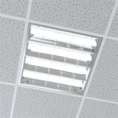 ceiling office lights description and directions for use
