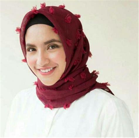 jual kerudung rubiah premium segi empat square hijab