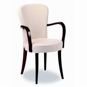 Chaise Fauteuil Avec Accoudoir : chaise avec accoudoirs euforia ~ Melissatoandfro.com Idées de Décoration