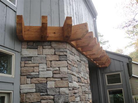 fieldstone siding decorating stone veneer panels genstone