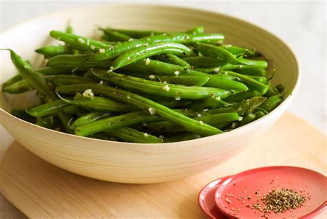 haricot vert haricot verts green beans with a french flair