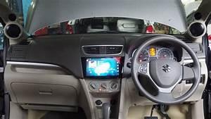 Suzuki Ertiga Audio Upgrade Sound Quality Tuned