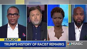 Trump's History of Racist Remarks
