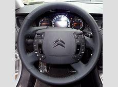 Steering Wheel Cover Case For Citroen C5 Model Genuine