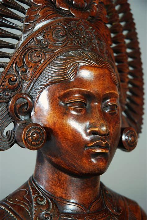 vintage balinese woodcarving google zoeken carved