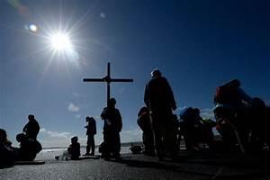 Holy Island pilgrimage: RECAP as Christians take part in ...