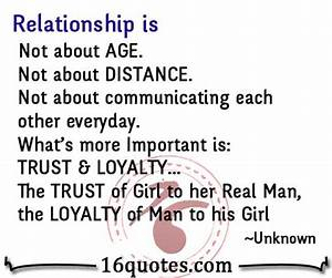 Quotes About Relationships And Age. QuotesGram
