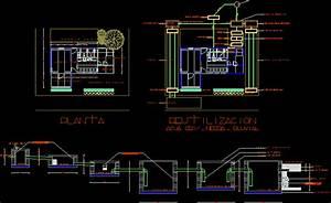 Sewage Treatment Plant DWG Block for AutoCAD • Designs CAD