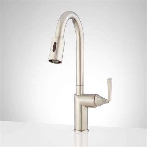 motion sensor kitchen sink faucet delta motion sensor kitchen faucets wow 9313