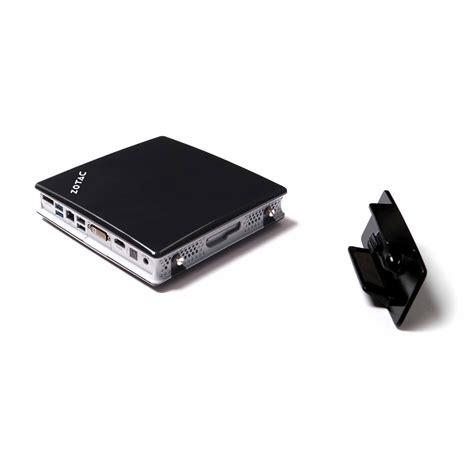 pc de bureau wifi zotac zbox hd id41 pc de bureau zotac sur ldlc com