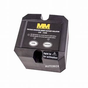 Mean Mother 140 Amp 12v Dual Battery Isolator Manual