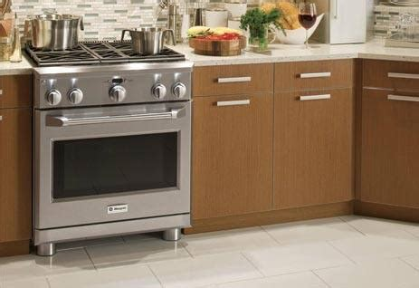 dual fuel ranges wolf  ge monogram appliances connection