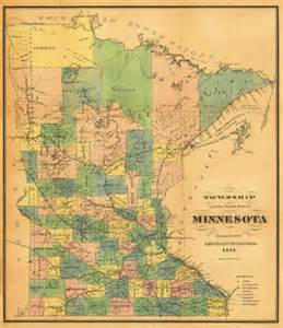 Historic Minnesota Railroad Maps