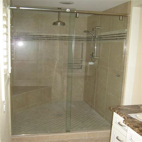 shower pictures hydroslide showers by paradise glass and mirror in marco island fl