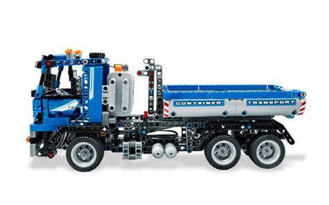 Lego Technic  8052  Konténerszállító Kamion