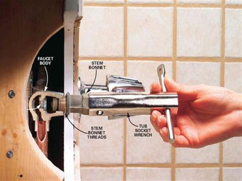 fixing kitchen faucet bathtub shower diverter repair 28 images tub shower