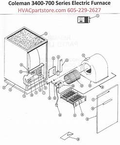 Coleman Ac Heater Wiring Diagram 3400