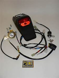 Honda Crf250  450x Enduro    Motocross Xc Lighting Kits