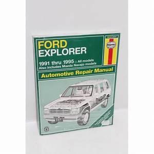 Garage En Anglais : manuel de r paration ford explorer de 1991 1995 en anglais vintage garage ~ Medecine-chirurgie-esthetiques.com Avis de Voitures