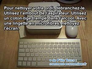 Nettoyer écran Mac : comment nettoyer son ordinateur pc ou mac gratuitement ~ Melissatoandfro.com Idées de Décoration